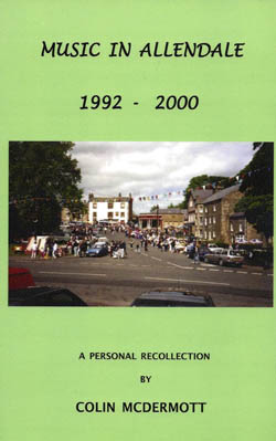 Music in Allendale 1992 - 2000