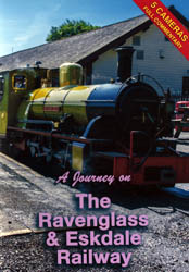 A Journey on The Ravenglass & Eskdale Railway
