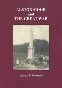 Alston Moor and The Great War