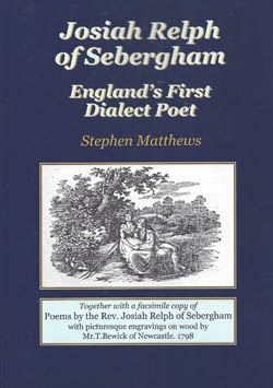 Josiah Relph of Sebergham: England's First Dialect Poet
