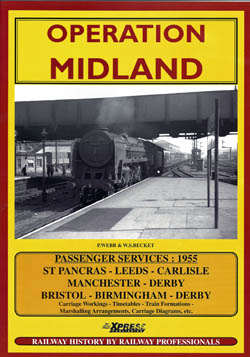 Operation Midland, Passenger services 1955