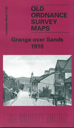 Old Ordnance Survey Maps Grange over Sands 1910