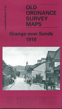 Old Ordnance Survey Maps Grange over Sands 1910