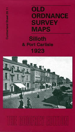 Old Ordnance Survey Maps Silloth and Port Carlisle