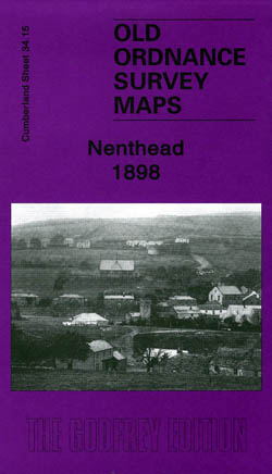 Old Ordnance Survey Maps Nenthead 1898