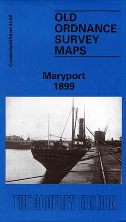Old Ordnance Survey Maps Maryport 1899