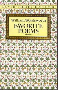 William Wordsworth: Favorite Poems