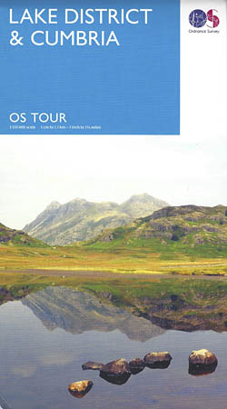 Tour Map: Lake District & Cumbria