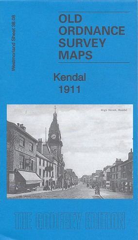 Old Ordnance Survey Maps: Kendal 1911