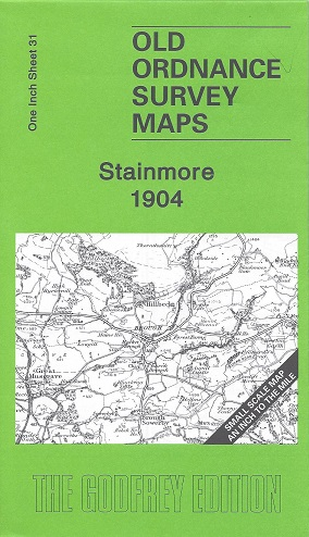 Old Ordnance Survey Maps: Stainmore 1904