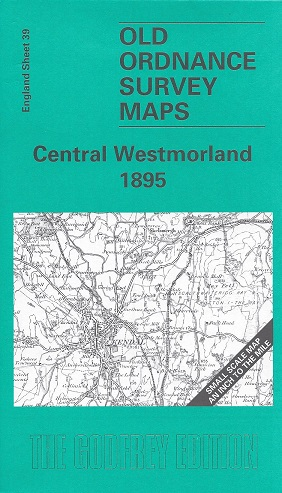 Old Ordnance Survey Maps: Central Westmorland 1895