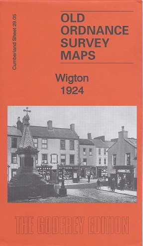 Old Ordnance Survey Maps: Wigton 1924