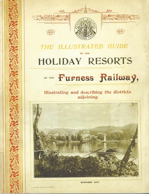 The Illustrated Guide to the Holiday Resorts on the Furness Railway