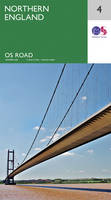 Northern England OS Road Map; 4