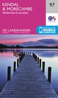 Kendal, Morecambe, Windermere & Lancaster OS Landranger Map; 097