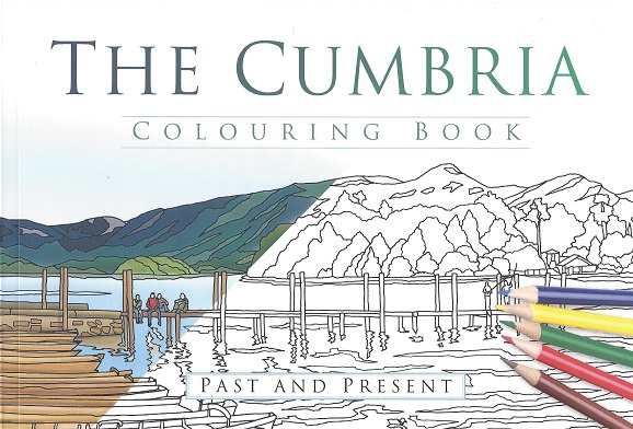 Cumbria Colouring Book