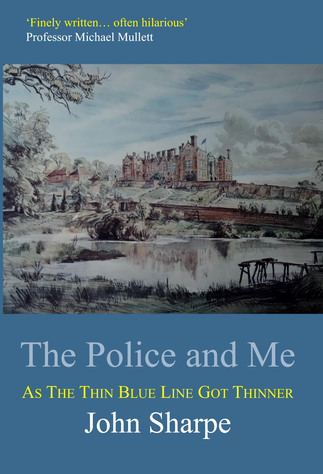 The Police and Me: As the Thin Blue Line Got Thinner