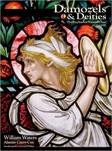 Damozels & Deities Pre-Raphaelite Stained Glass 1870-1898