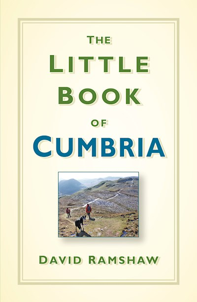 David Ramshaw 'The Little Book of Cumbria' Launch Ticket