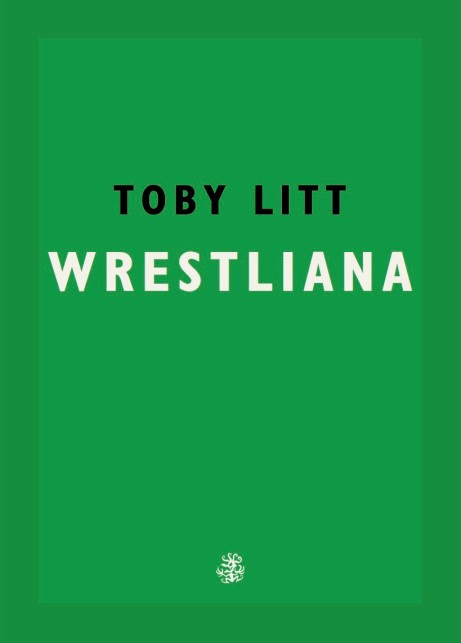 Toby Litt - 'Wrestliana' Event Ticket