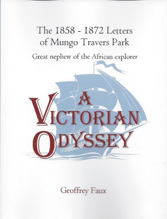 Geoffrey Faux - A Victorian Odyssey Event Ticket