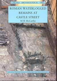Roman Waterlogged Remains and Later Features at Castle Street, Carlisle