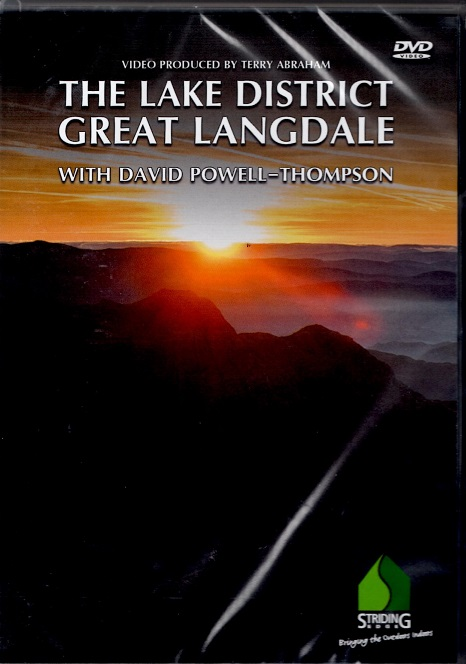 The Lake District Great Langdale DVD