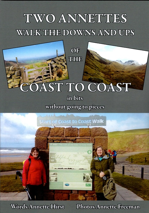 Two Annettes Walk the Downs and Ups of the Coast to Coast