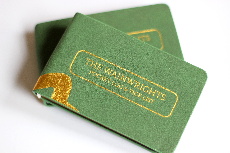The Wainwrights Pocket Log and Tick List