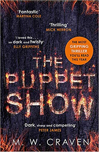 **SIGNED COPIES** The Puppet Show