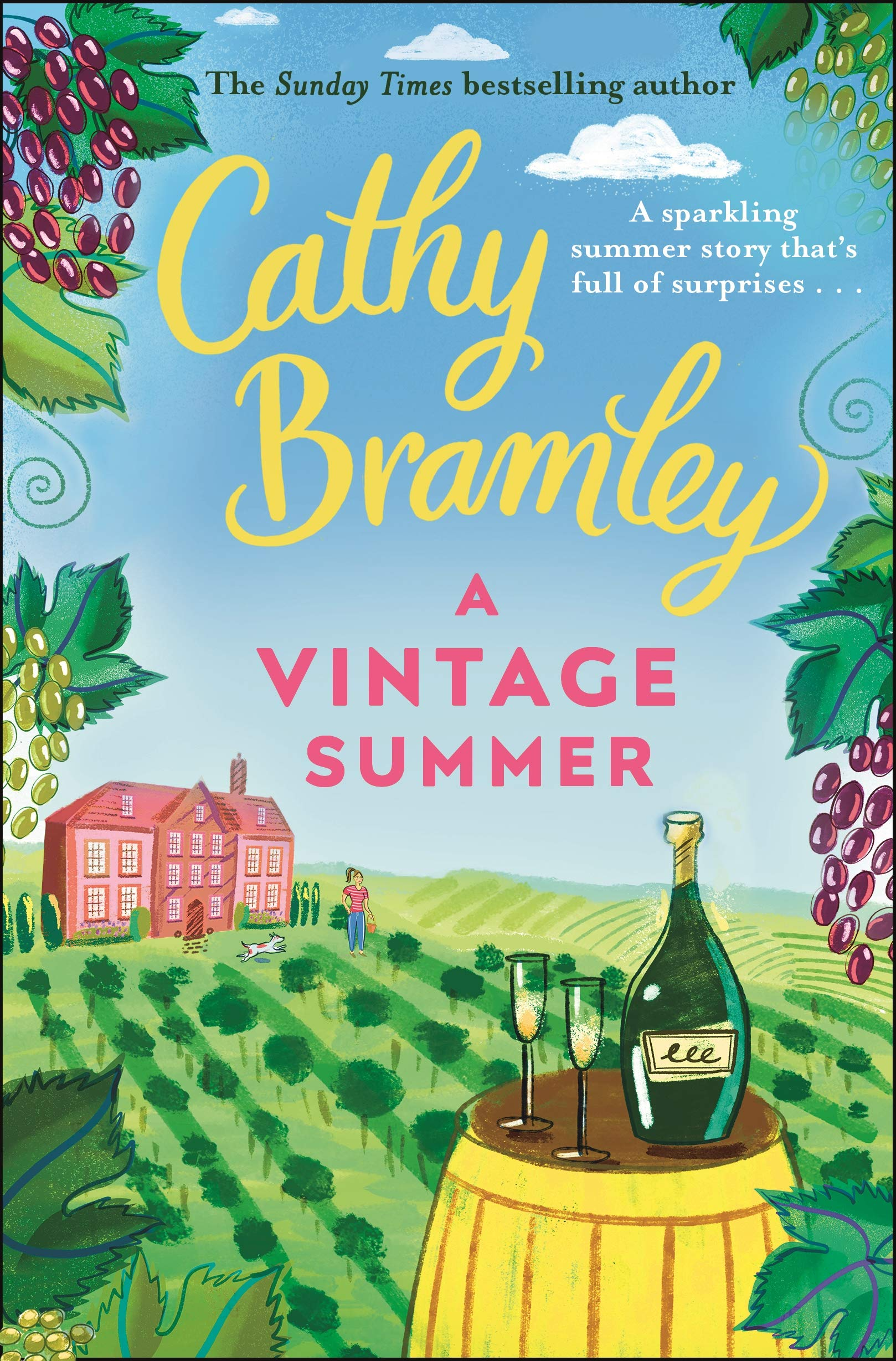 Tipsy Filly Book Group with Cathy Bramley Ticket