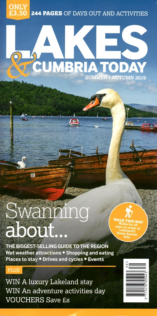 Lakes and Cumbria Today: Issue 39