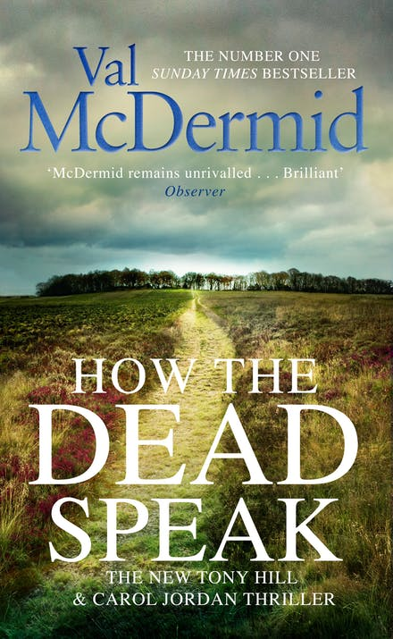 Val McDermid Event Ticket
