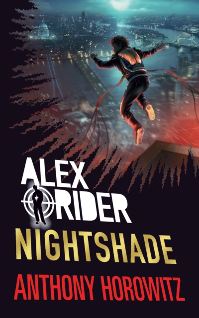 Anthony Horowitz, SIGNED Edition Nightshade
