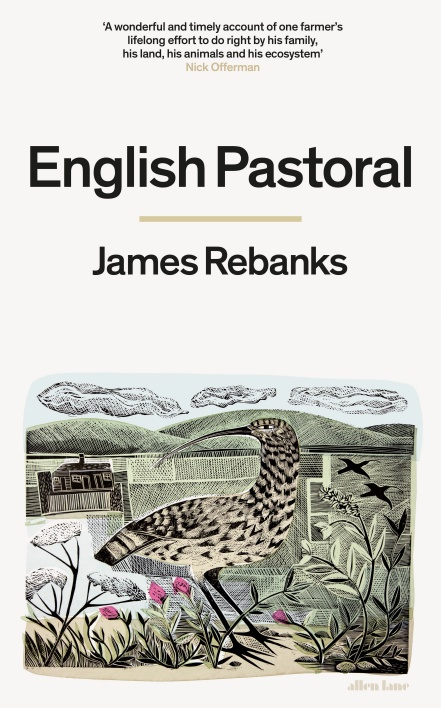 **PRE-ORDER ** SIGNED EDITION English Pastoral : An Inheritance
