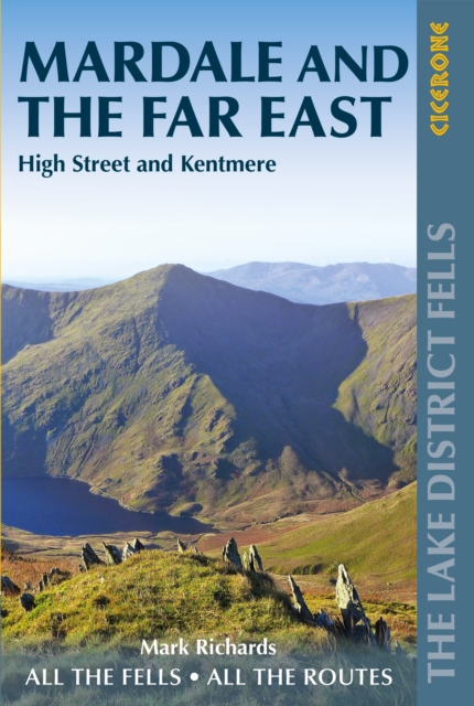 Walking the Lake District Fells - Mardale and the Far East : High Street and Kentmere