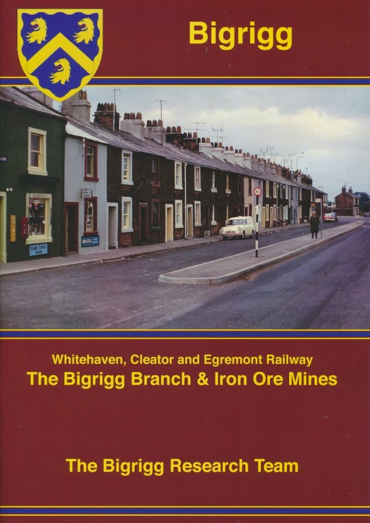 Bigrigg: Whitehaven, Cleator and Egremont Railway