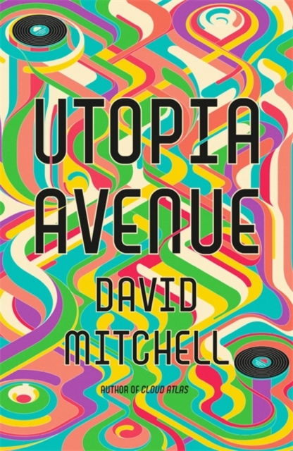 **PRE-ORDER ** SIGNED COPY Utopia Avenue
