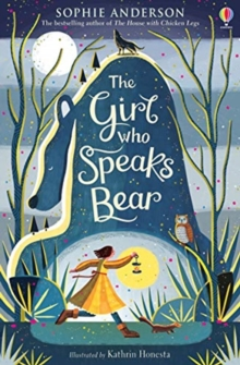 **SIGNED EDITION** The Girl who Speaks Bear
