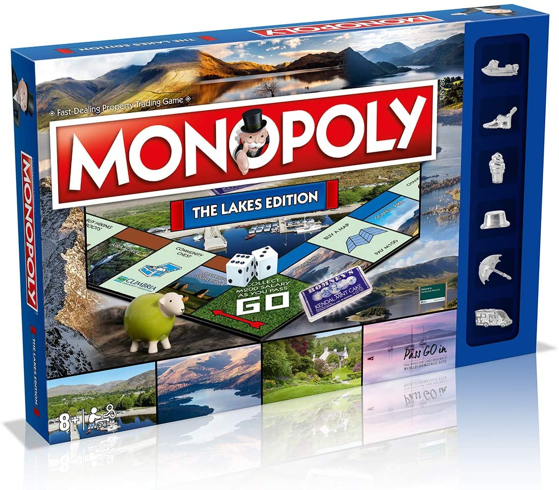 Monopoly: The Lakes Edition