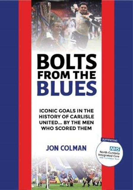 **SIGNED EDITION** Bolts from the Blues