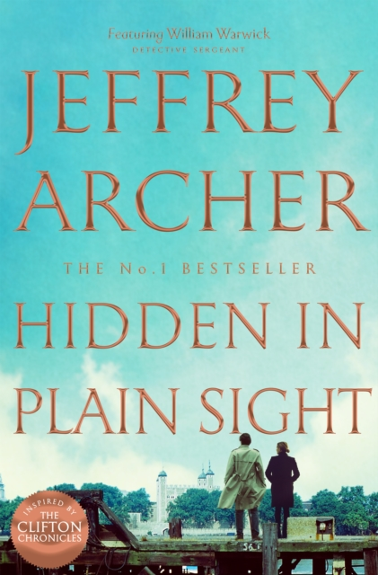 PRE-ORDER  **SIGNED**  Hidden in Plain Sight
