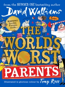 ** SIGNED EDITION** The World's Worst Parents