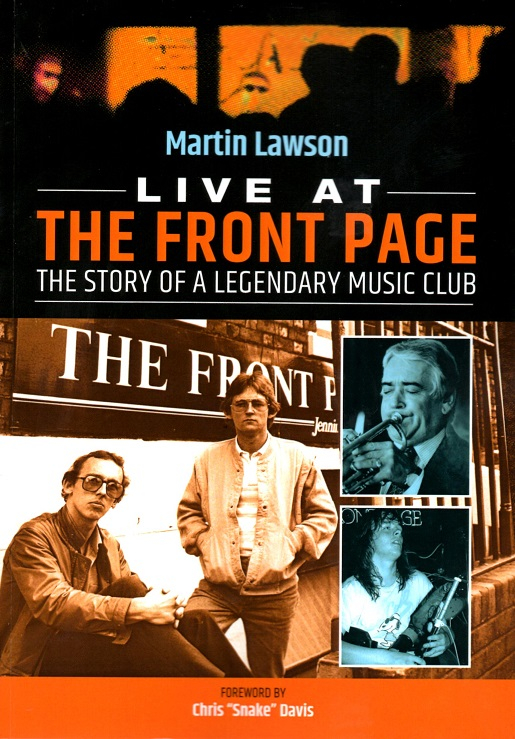 Live at the Front Page - The Story of a Legendary Music Club