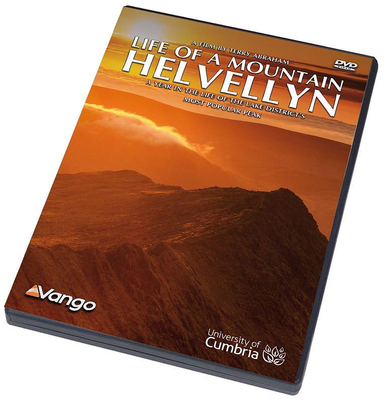 Life of a Mountain - Helvellyn DVD