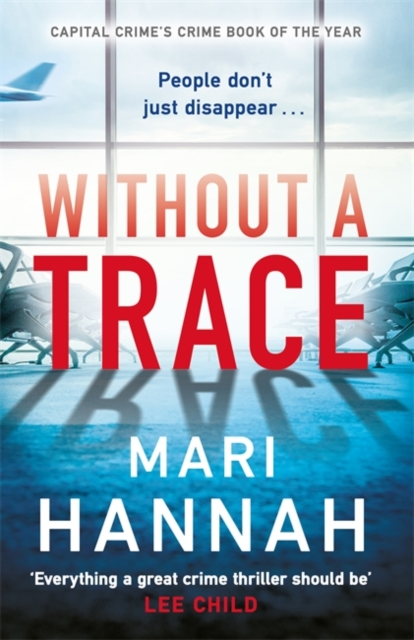 **SIGNED COPY** Without A Trace