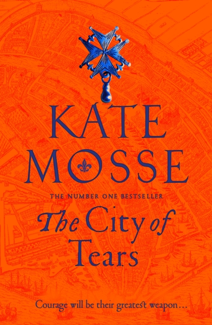 **SIGNED EDITION** The City of Tears