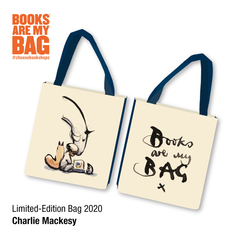 Limited Edition Charlie Mackesy Tote Bag