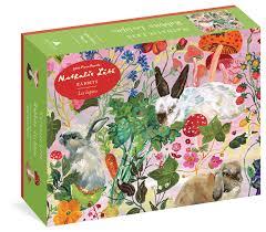 Nathalie Lété: Rabbits 500-Piece Puzzle