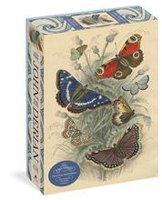 John Derian Paper Goods: Dancing Butterflies 750-Piece Puzzle